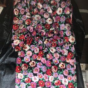 Vintage 80's dress